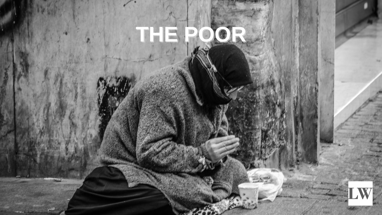 inspirational poems on poverty
